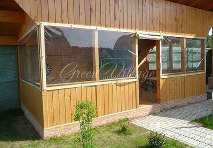 Из какой ткани изготавливают гибкие окна в Ярославле?
