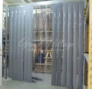 Промышленные шторы из ПВХ – отличный вариант для склада в Калуге