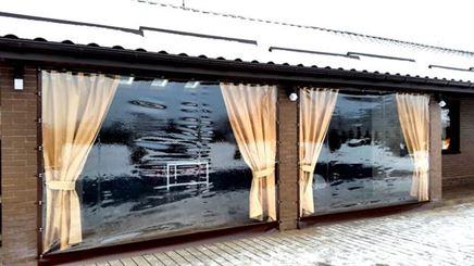 Защитные окна для веранды  – то, что нужно рестораторам Москвы