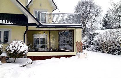 Встреть Новый год с гибкими окнами в беседке в Ярославле!