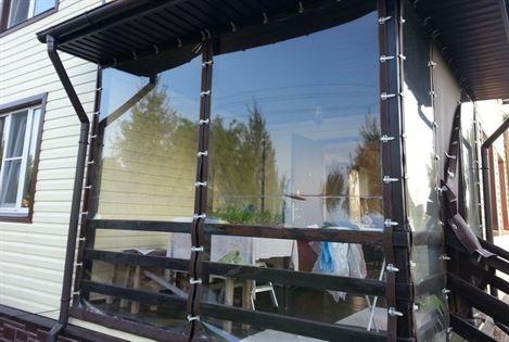 Знакомимся с разновидностями мягких окон в Ярославле