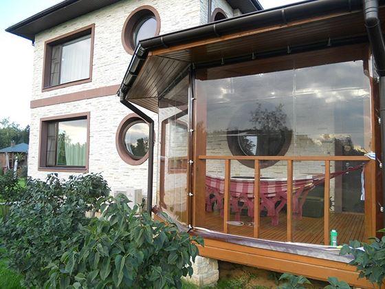 Где обычно используются гибкие окна?
